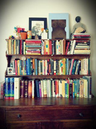 Bedroom books