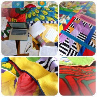Researching n making