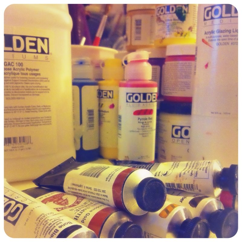 Golden supplies