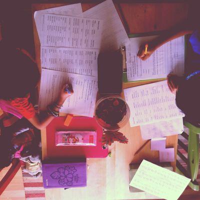 Homeschoolin12