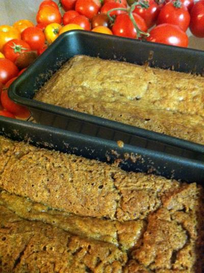 More zuke bread
