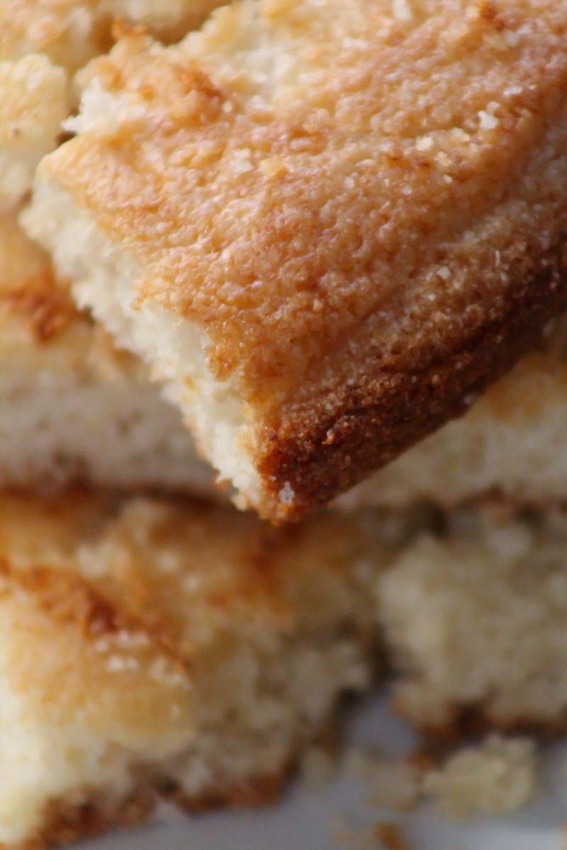 Vegan cornbread crust