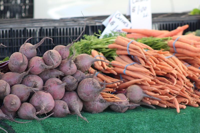 Farmers vegetables
