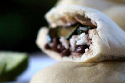 Vegan pita taco 5